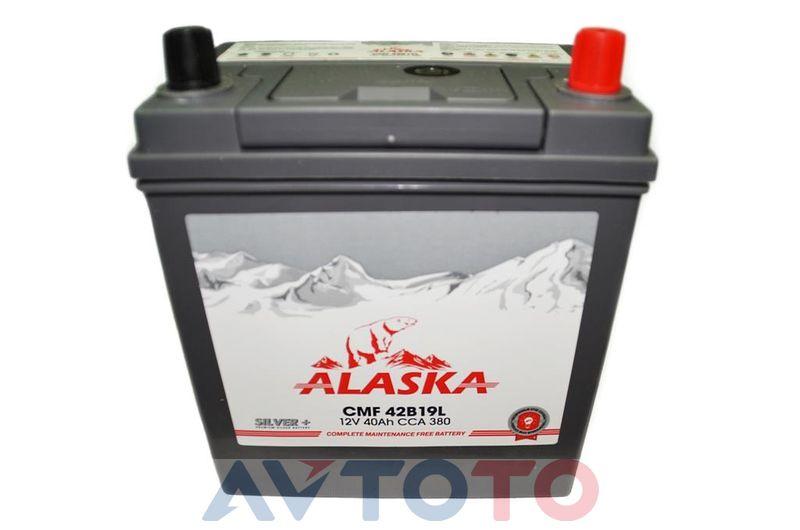 Аккумулятор Alaska CMF40L42B19S