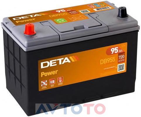 Аккумулятор Deta DB955