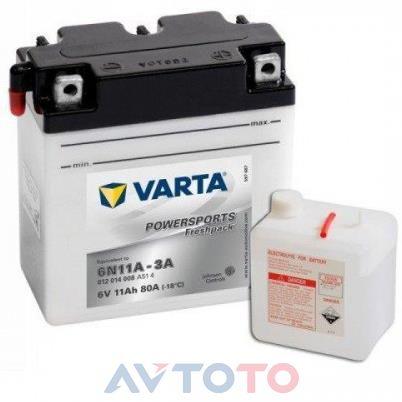 Аккумулятор Varta 012014008