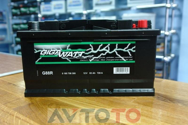 Аккумулятор Gigawatt 0185758300