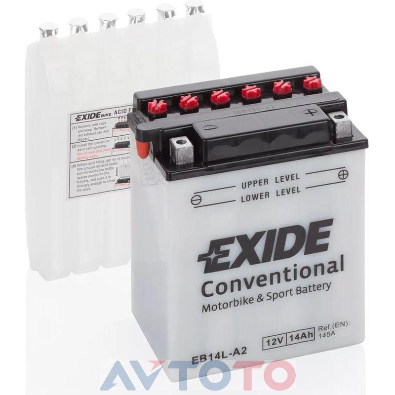 Аккумулятор Exide EB14LA2