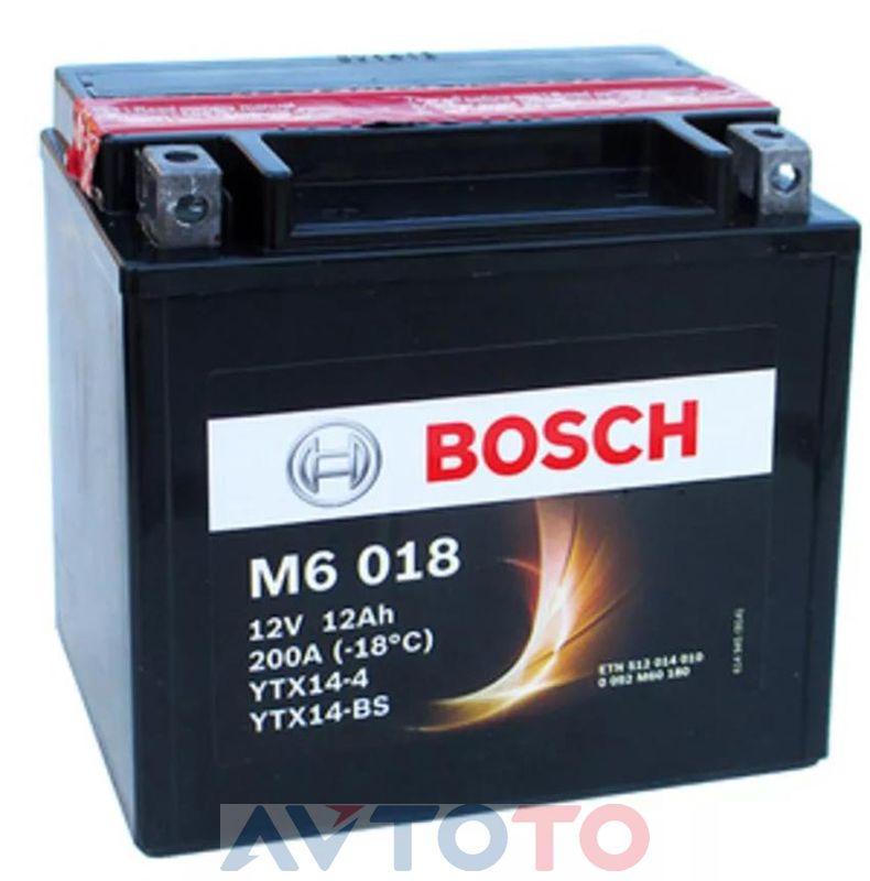 Аккумулятор Bosch 0092M60180