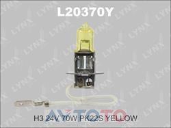 Лампа LYNXauto L20370Y
