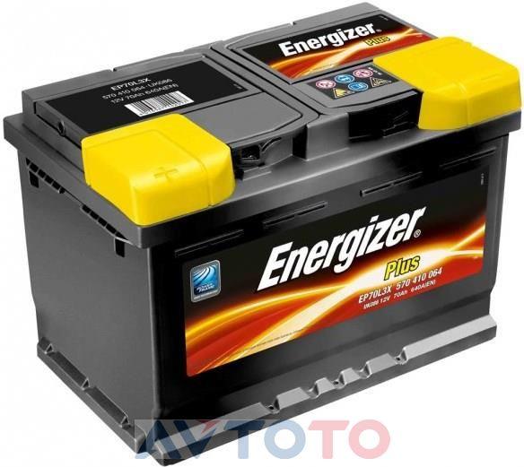 Аккумулятор Energizer EP70L3X