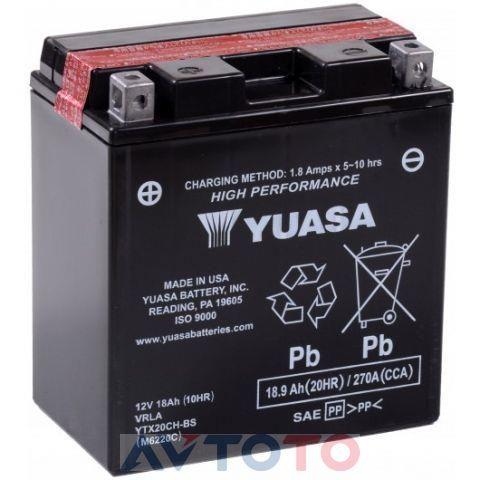 Аккумулятор Yuasa YTX20CHBS