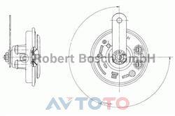 Сигнал звуковой Bosch 0320043018