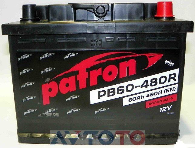 Аккумулятор Patron PB60480R