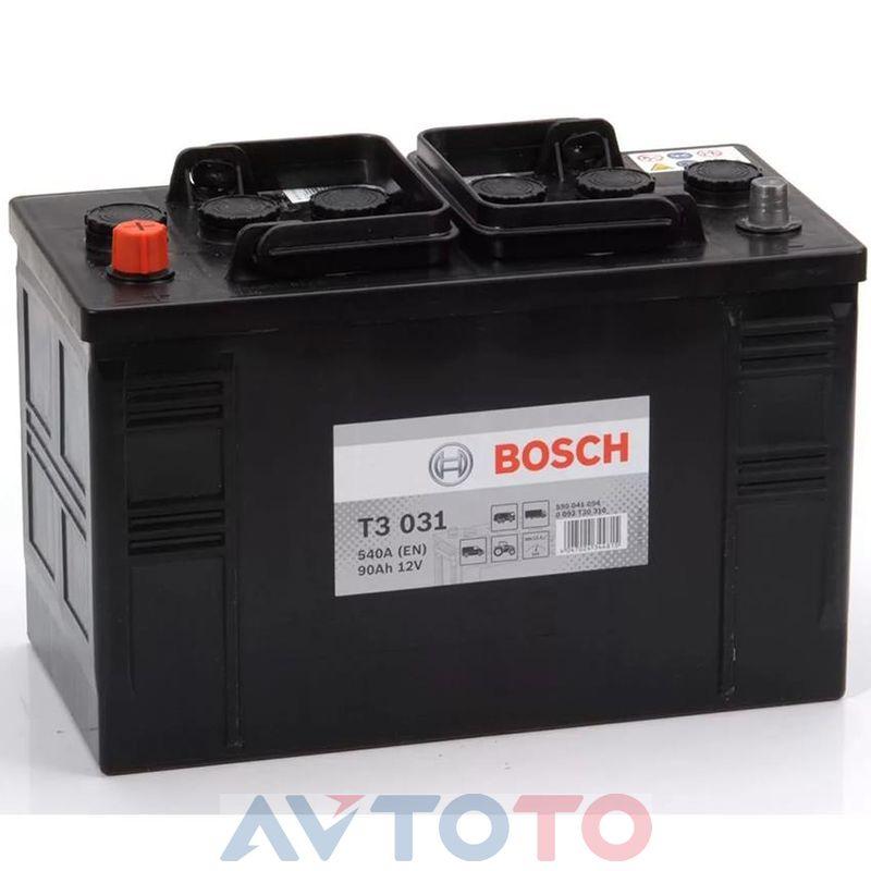Аккумулятор Bosch 0092T30310