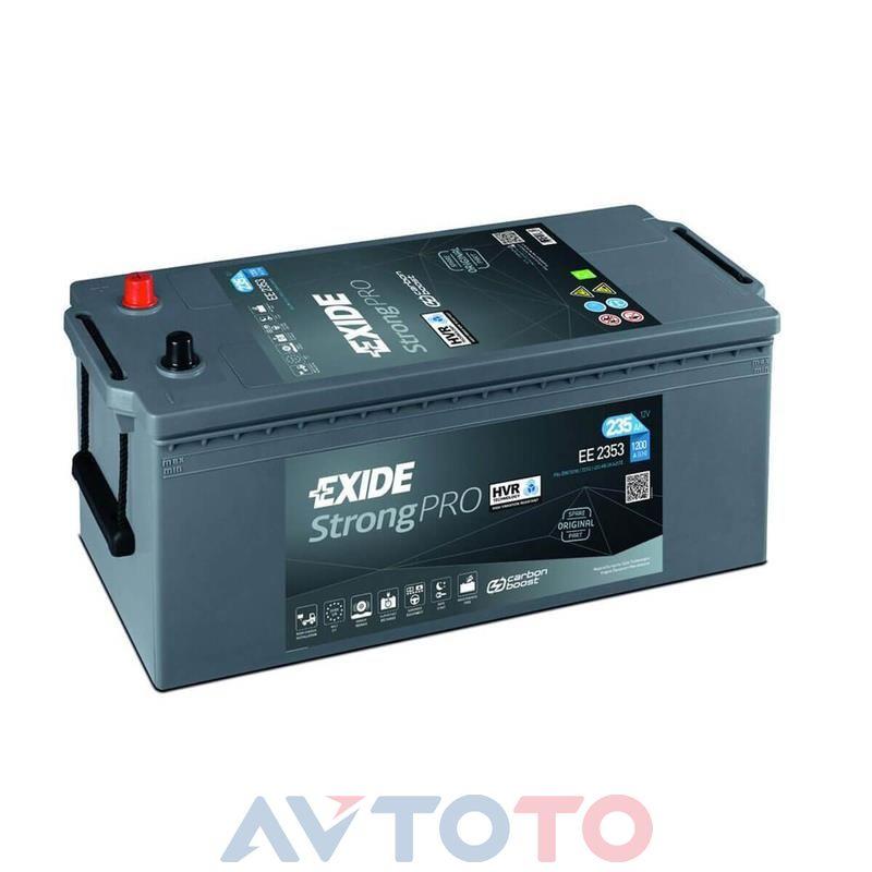 Аккумулятор Exide EE2353