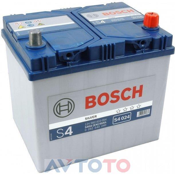 Аккумулятор Bosch 0092S40240