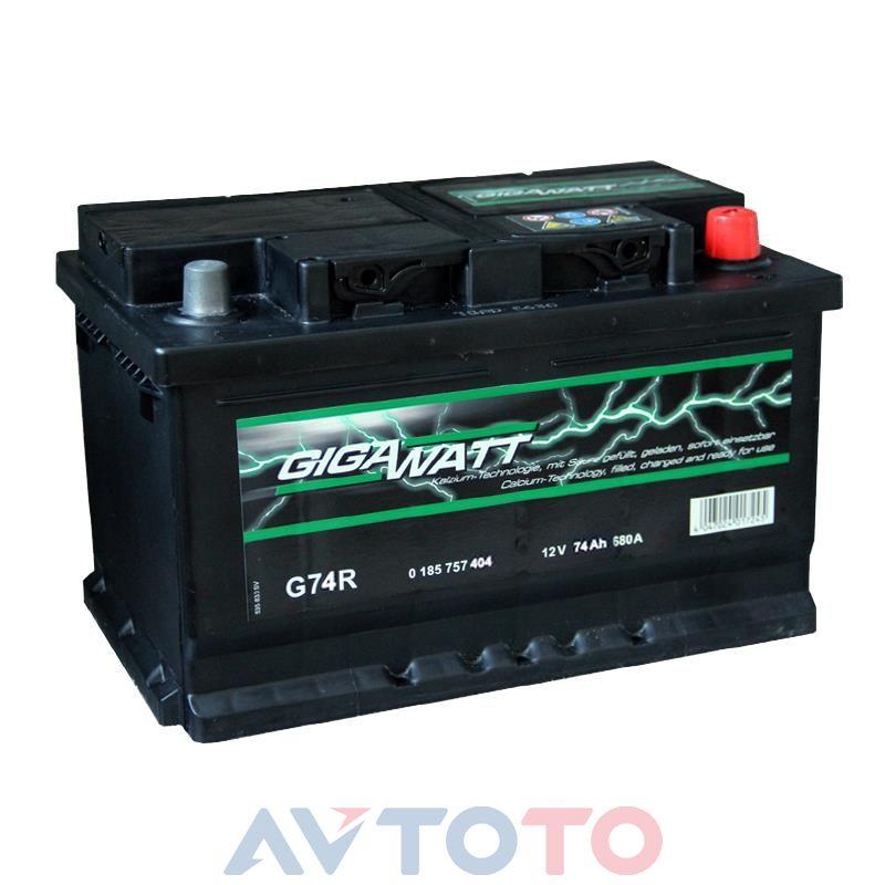 Аккумулятор Gigawatt 0185757404