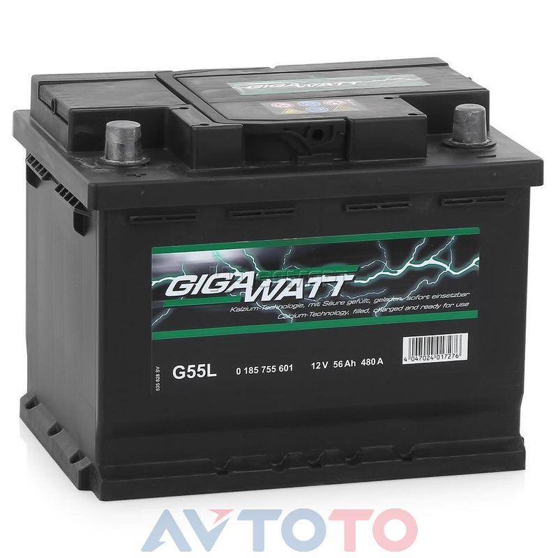Аккумулятор Gigawatt 0185755601