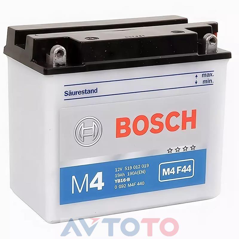 Аккумулятор Bosch 0092M4F440