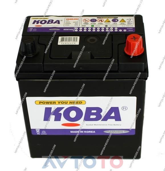 Аккумулятор Nippon pieces U540L05A
