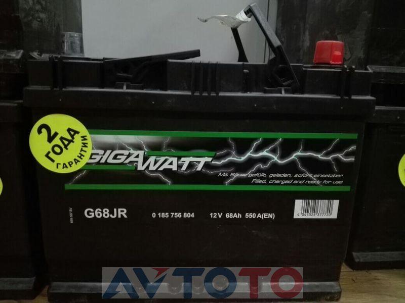 Аккумулятор Gigawatt 0185756804