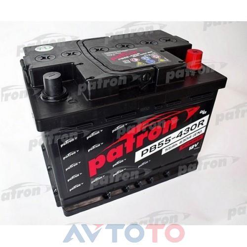 Аккумулятор Patron PB55430R
