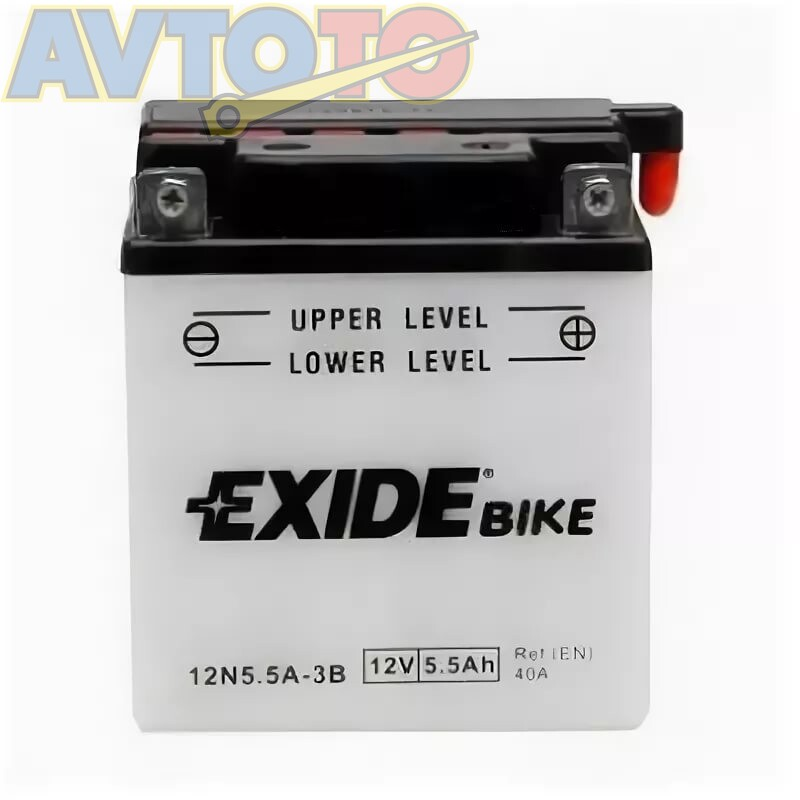 Аккумулятор Exide 12N55A3B