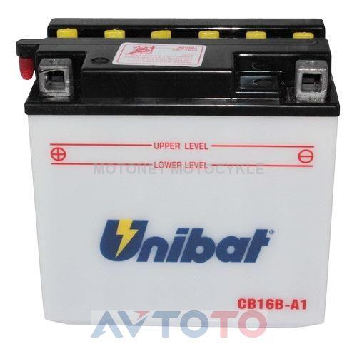 Аккумулятор UNIBAT BMCB16BA1U