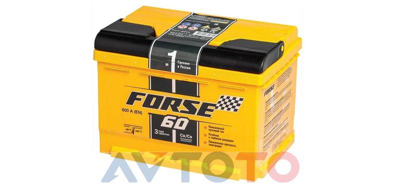 Аккумулятор Forse F6CT60VL0
