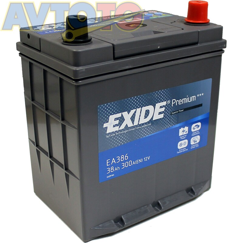 Аккумулятор Exide EА386