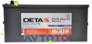 Аккумулятор Deta DF2353