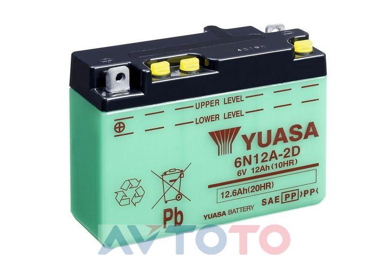 Аккумулятор Yuasa 6N12A2D