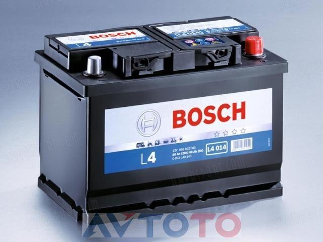 Аккумулятор Bosch 0092L40170