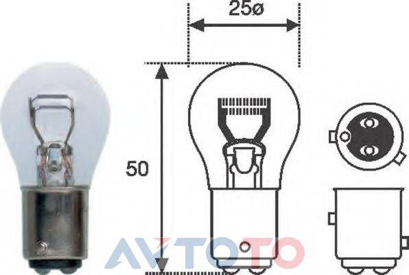 Лампа Hella 8GD004772121