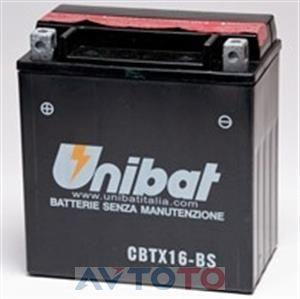 Аккумулятор UNIBAT BMCBTX16BSU