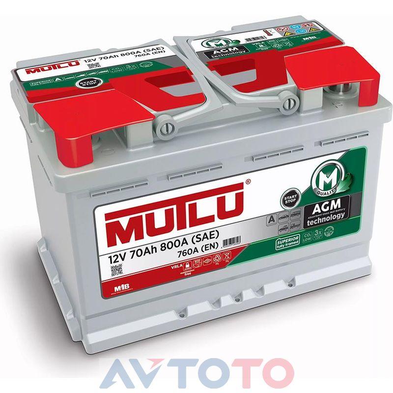 Аккумулятор Mutlu AGML370076A