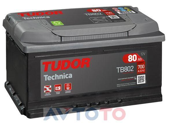 Аккумулятор Tudor TB802