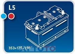 Аккумулятор Ipsa TP88
