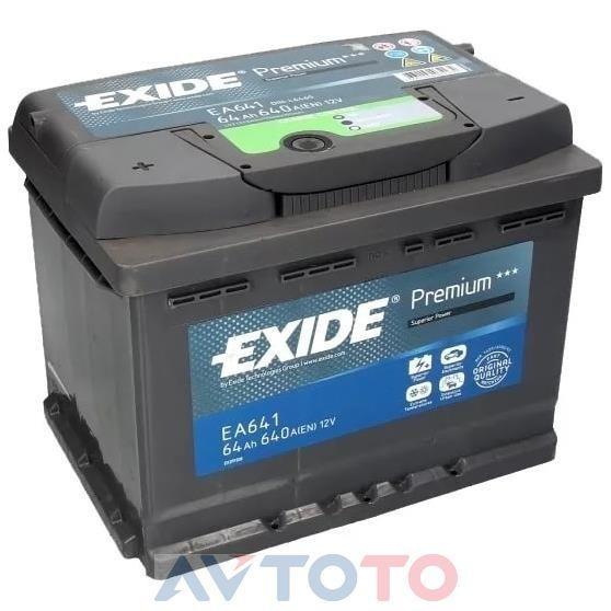 Аккумулятор Exide EA641