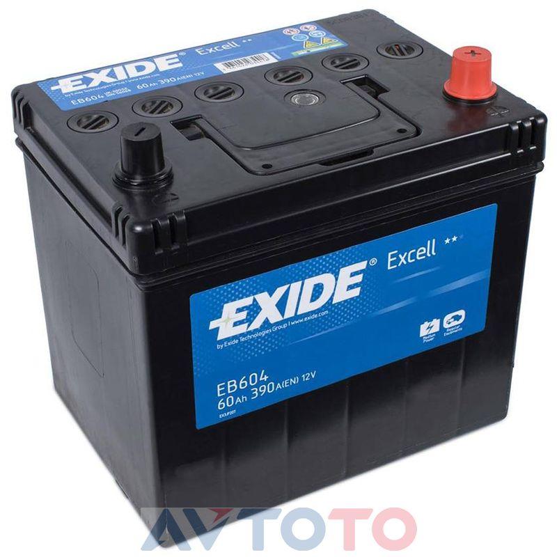Аккумулятор Exide EB604