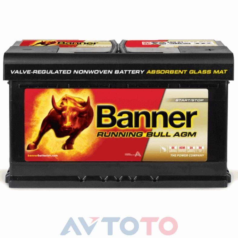 Аккумулятор Banner 58001
