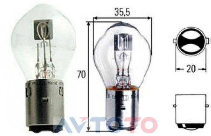 Лампа Hella 8GD002084251