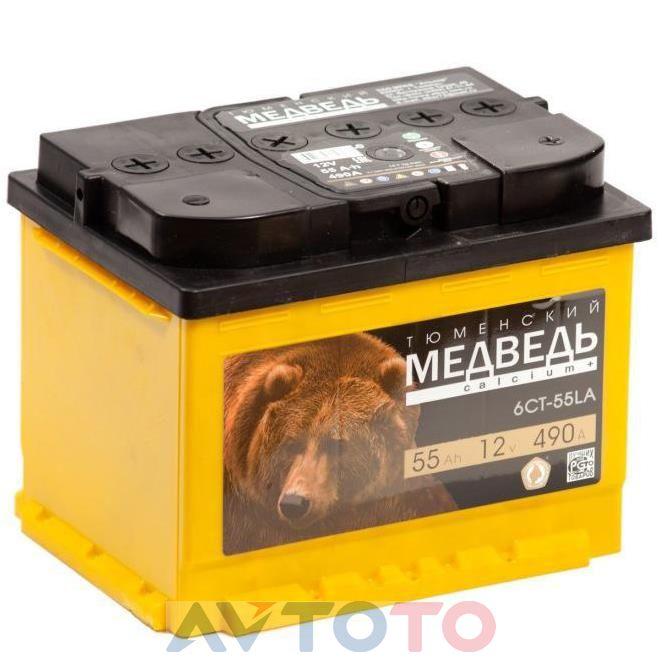 Аккумулятор Тюменский медведь 46071756509151