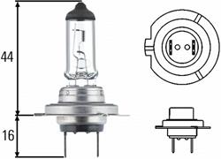 Лампа Hella 8GH007157186