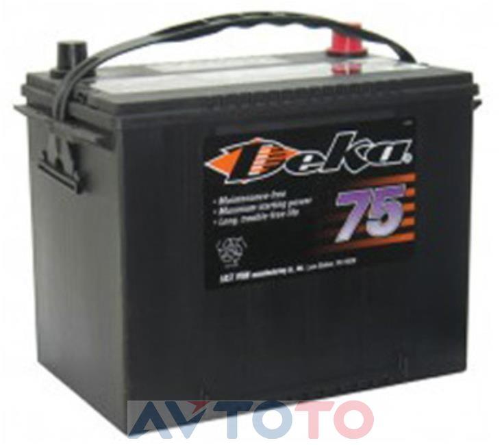 Аккумулятор Deka 624MF