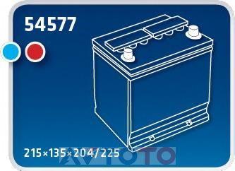 Аккумулятор Ipsa TMA45L