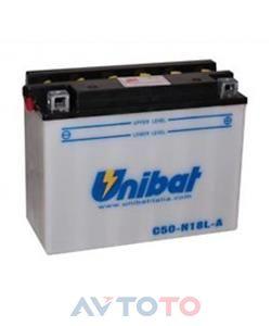 Аккумулятор UNIBAT BMC50N18LASMU