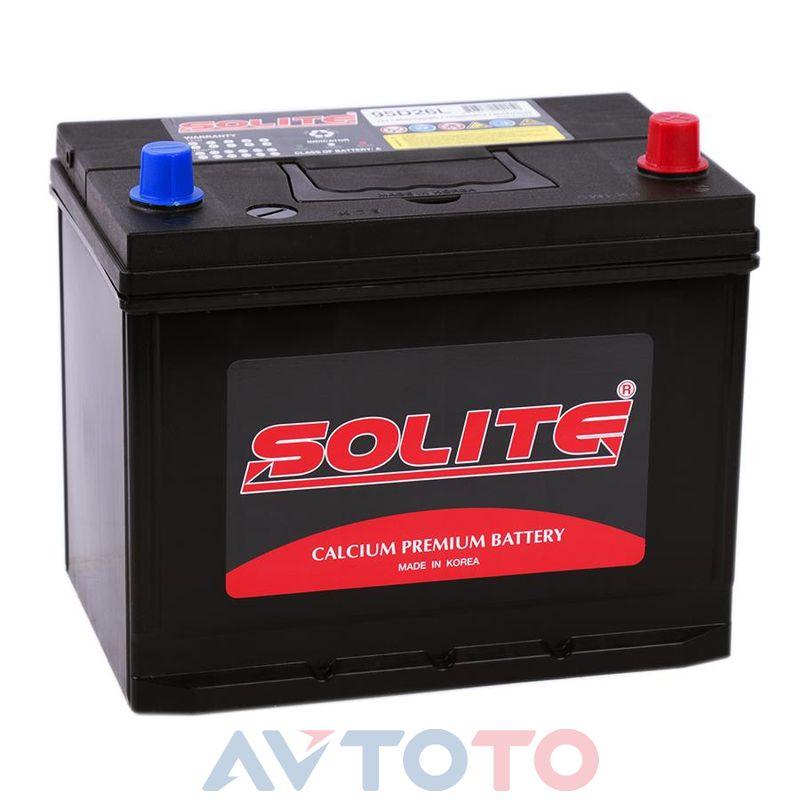 Аккумулятор Solite 95D26LBH