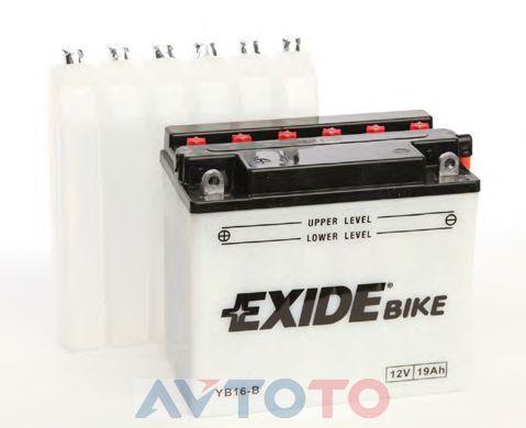 Аккумулятор Exide YB16B