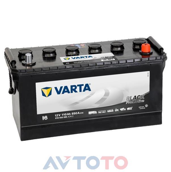 Аккумулятор Varta 610050085
