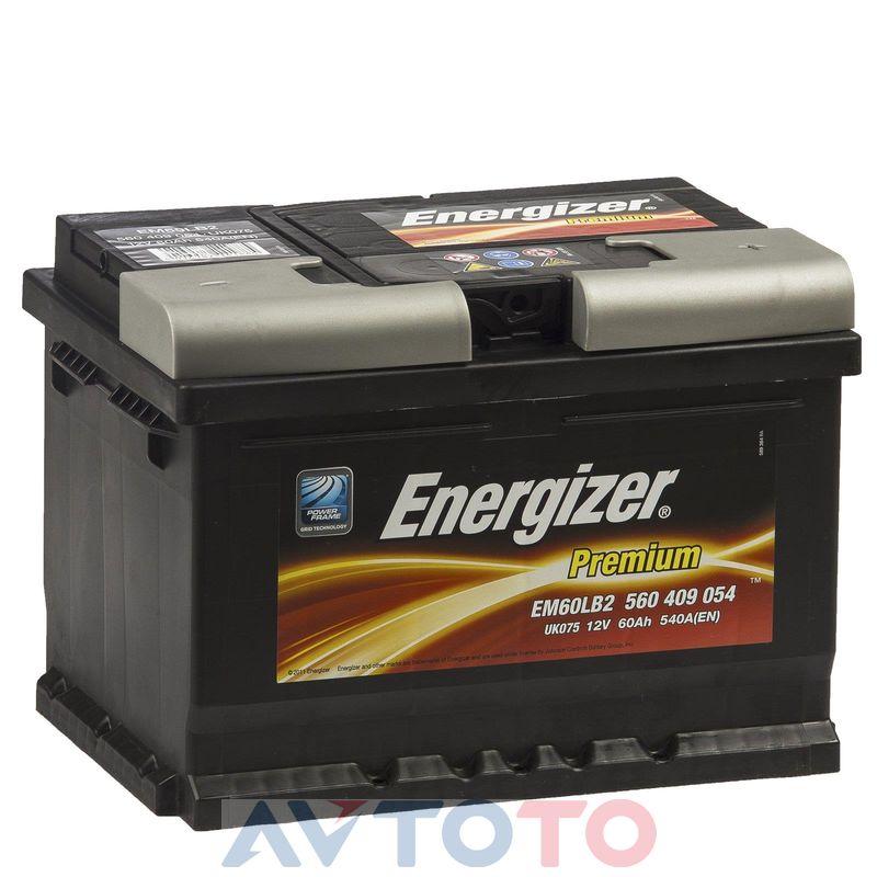 Аккумулятор Energizer EM60LB2