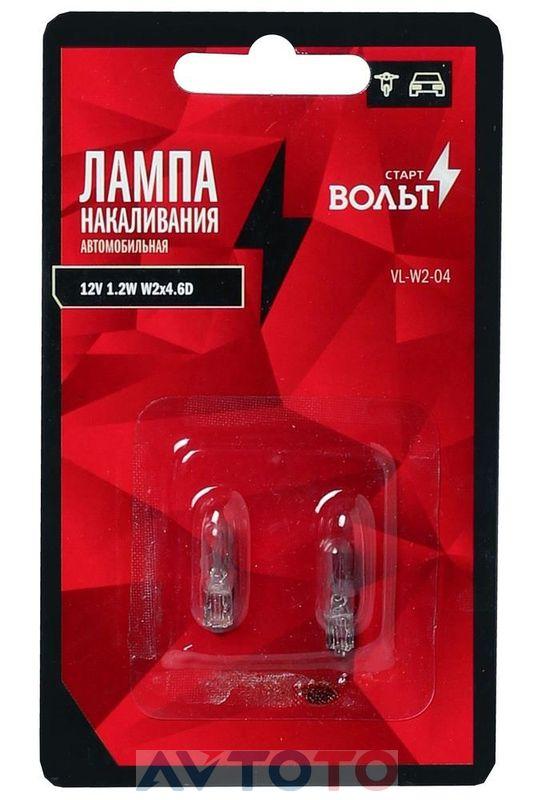 Лампа Стартвольт VLW204