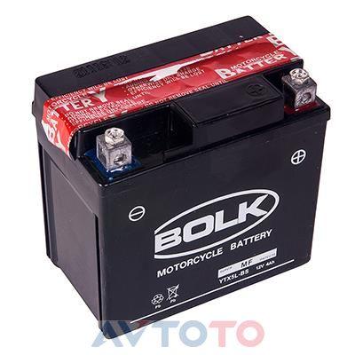 Аккумулятор Bolk 504012YTX5LBS