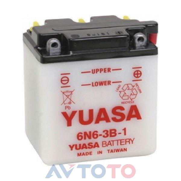 Аккумулятор Yuasa 6N63B1