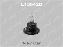 Лампа LYNXauto L13542D