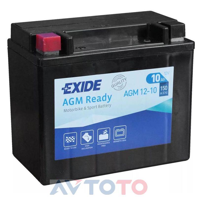 Аккумулятор Exide AGM1210